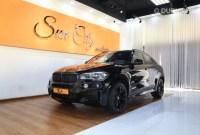 2022 BMW X6 Spy Shots