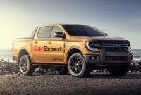 2022 Ford Ranger Pictures