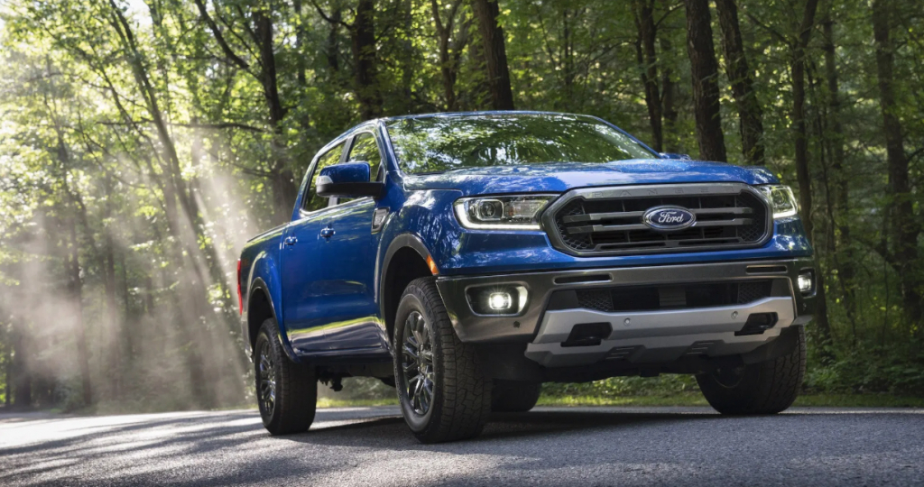 2022 Ford Ranger Wallpapers