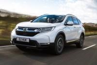2022 Honda CRV Drivetrain