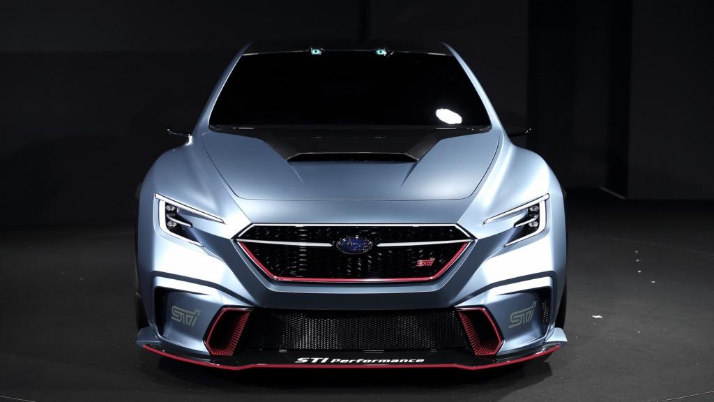 2022 Subaru BRZ Turbo Concept