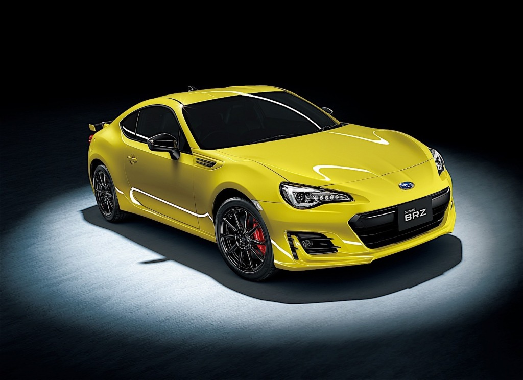 2022 Subaru BRZ Turbo Wallpaper