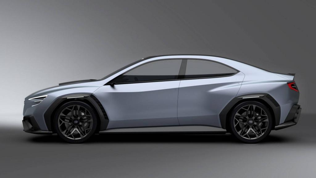 2022 Subaru BRZ Turbo Wallpaper