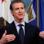 【突發:今晨襲擊加州州長紐森的一名身分不明男子被捕在押】