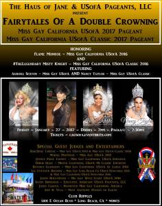 Miss Gay California USofA 2017 Updated