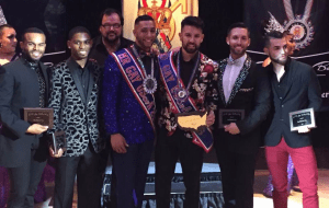 Mr Gay USofA 2016 Top Five
