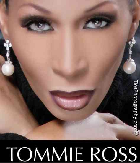 Happy Birthday Tommie Ross