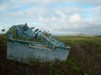 boat, Galapagos, 29 dec. 2009