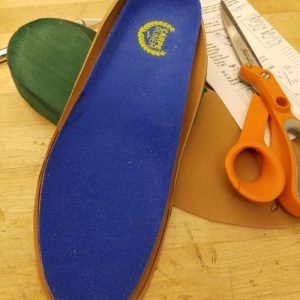 Us Orthotic center Trimming & Fitting All of our custom insoles provide proper foot support