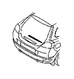 2008 Volvo V50 Wind shield wiper blade. Wipers, Windshield