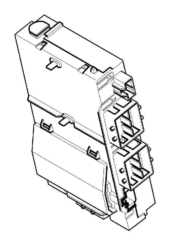 2014 Volvo XC60 Electronics Box. Central Electronic Module