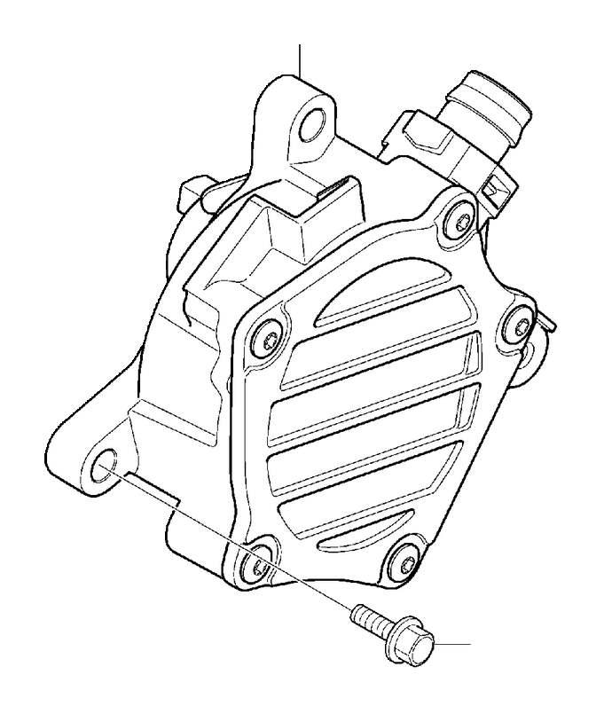 Volvo S80 Power Brake Booster Vacuum Pump. Leaks, Make