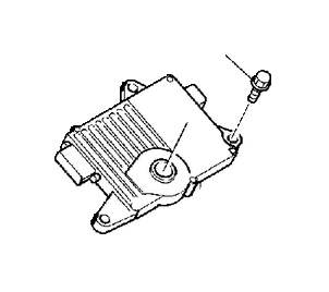 Volvo XC60 Automatic Transmission Control Module. Control