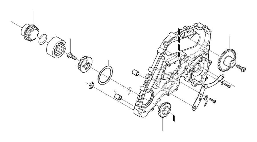 2008 Volvo XC90 3.2l 6 cylinder Adjusting sleeve