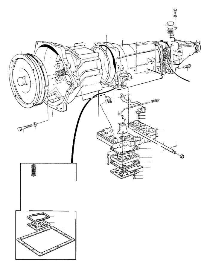 1985 Volvo 240 O ring. O-ring. Automatic, transmission