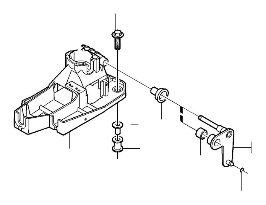 Volvo S60 Bushing. Brush Holder 16. Gearshift. Manual