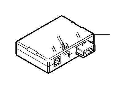 1999 Volvo C70 Hands-free basic kit. Telephone, Mobile