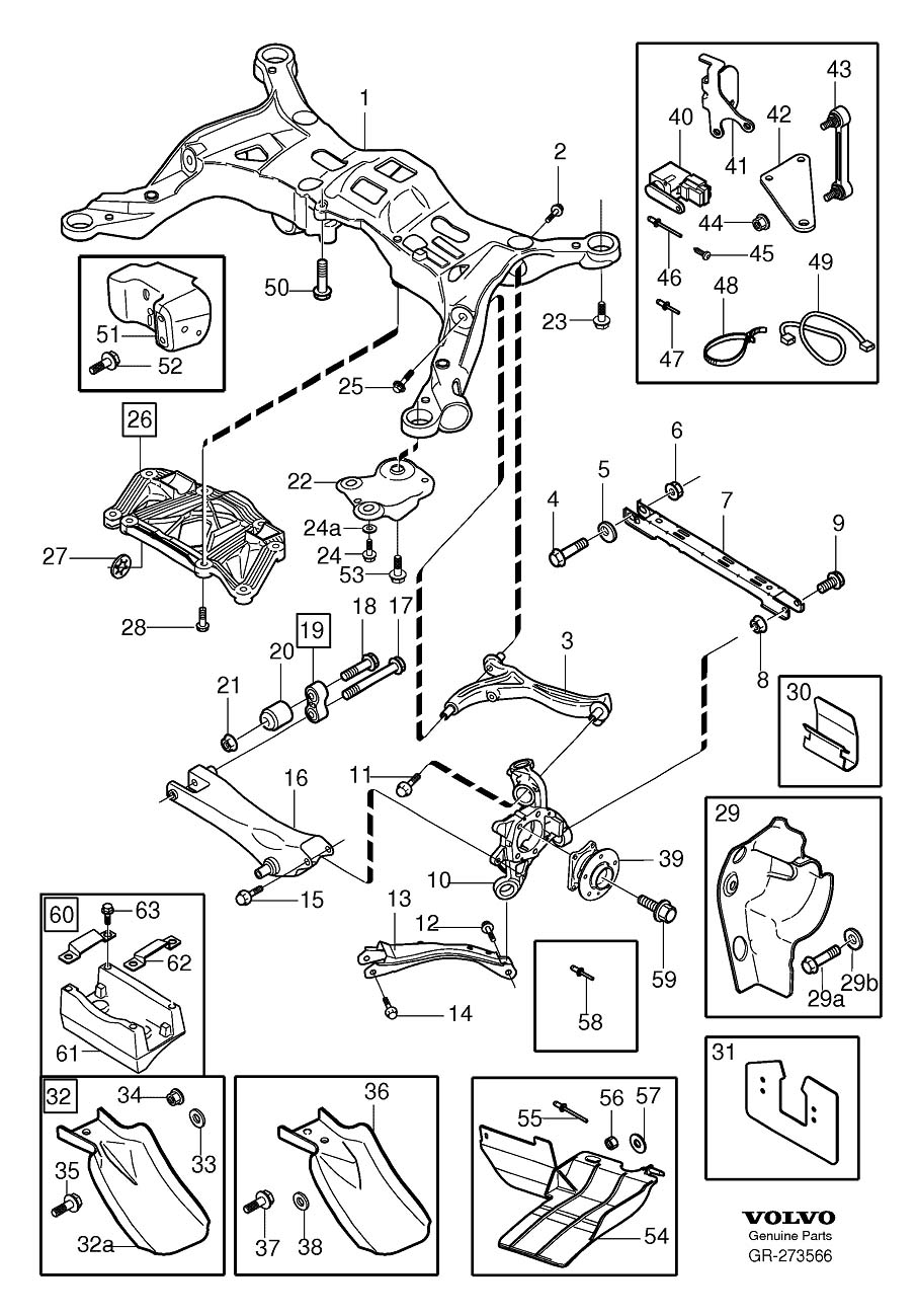2005 Volvo S40 Wiring Diagram