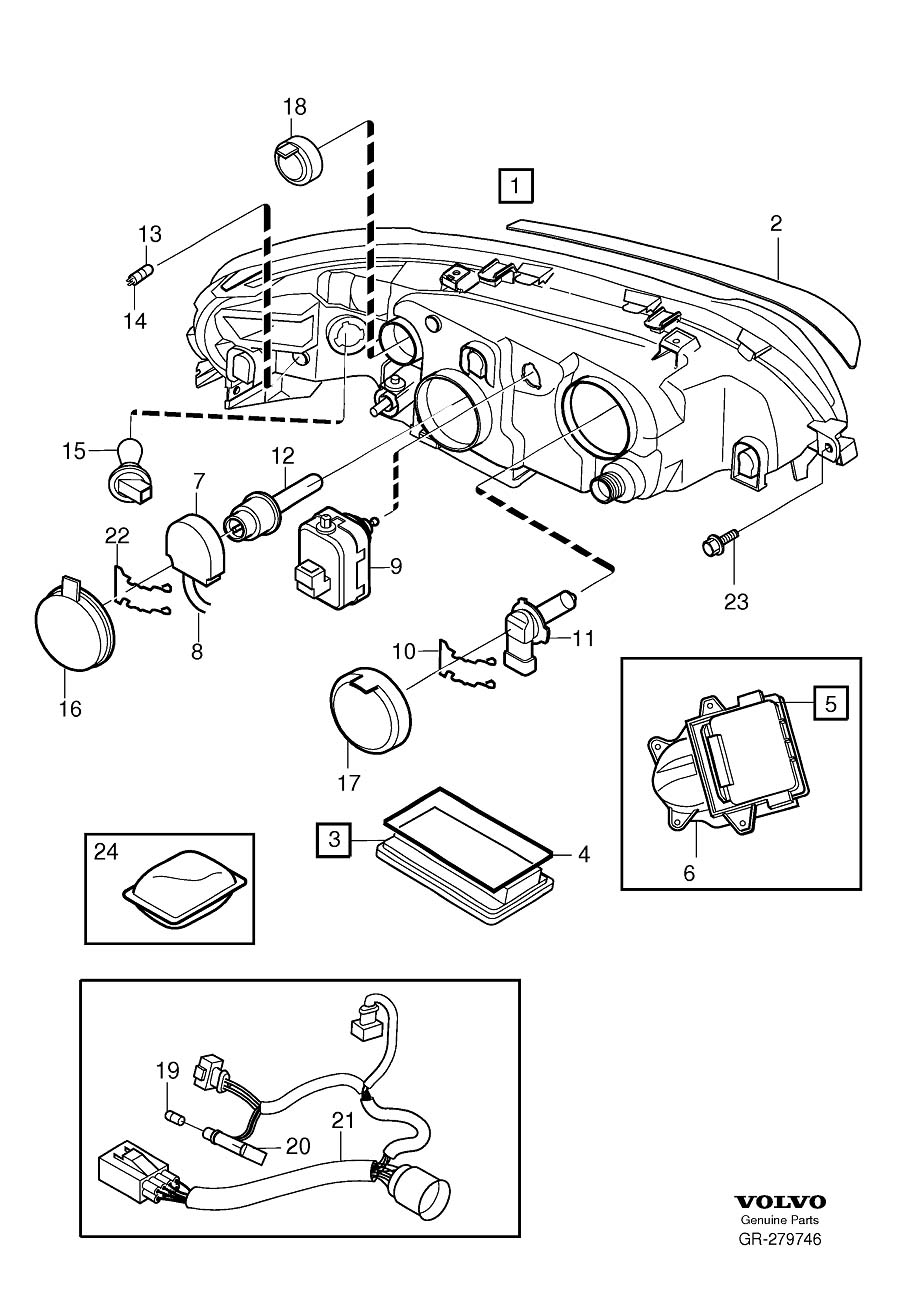 [DIAGRAM] Volvo V70 Ii Wiring Diagram FULL Version HD