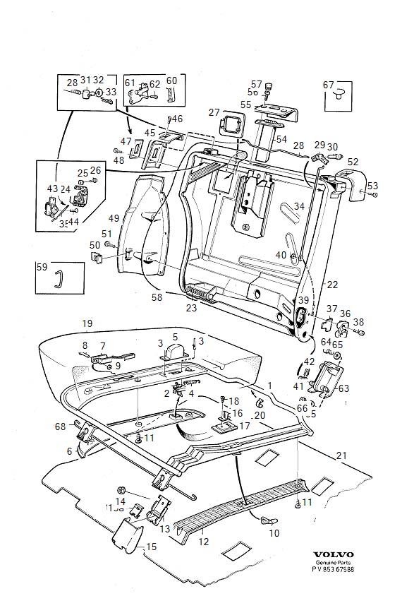 1991 Volvo E circlip. E-CIRCLIP. Gearbox, Transmission