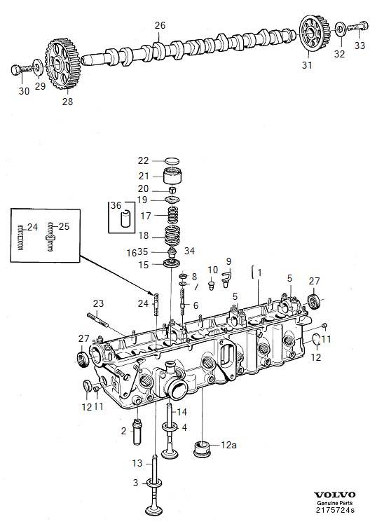 1980 Volvo 260 Engine Timing Camshaft Sprocket. PULLEY
