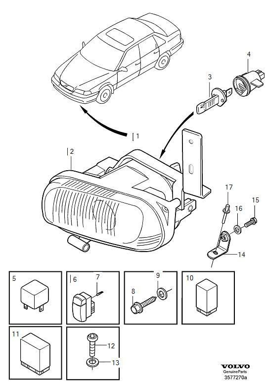 [DIAGRAM] Volvo S70 V70 C70 Coupe 1998 Electrical Wiring