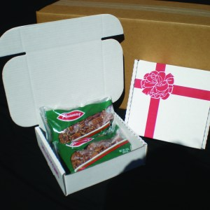 B. Pecan Gift Boxes by the case