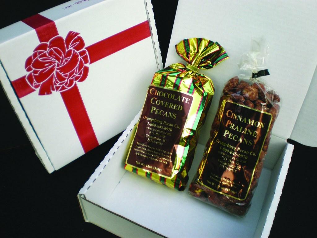 Chocolate and Cinnamon Praline