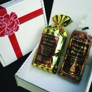 C. Individual Candy Gift Boxes