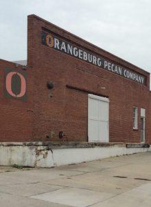 Front of Orangeburg Pecan Company