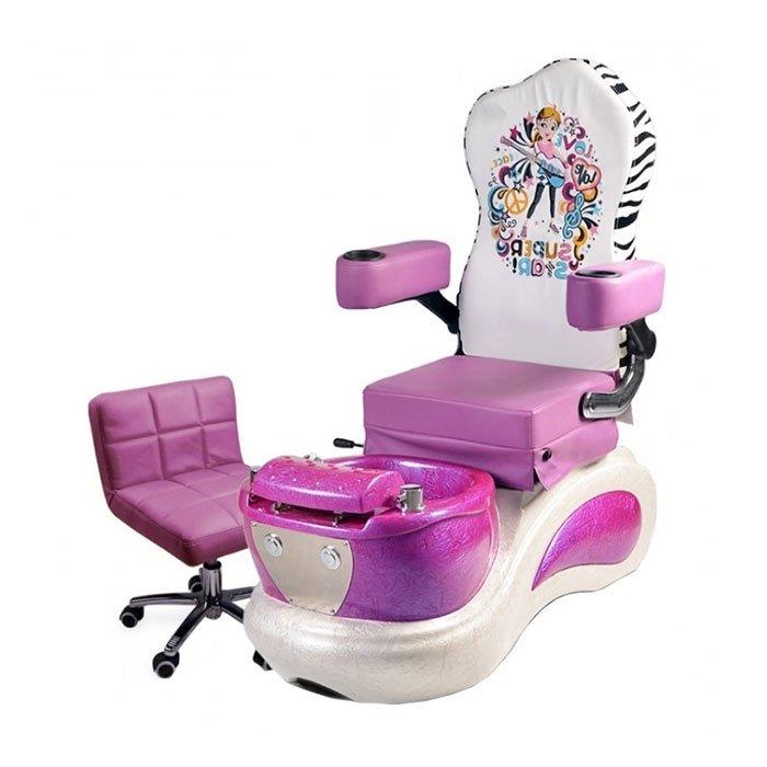 child pedicure chair diy accent super star kids spa us