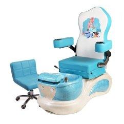 Kids Spa Chair Allen And Roth Patio Cushions Little Mermaid Pedicure Us
