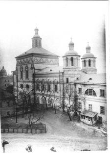 Рождество-Богородицкая церковь г. Астрахани