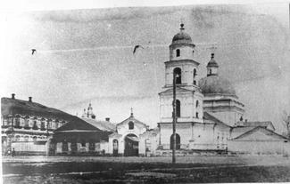 Петропавловская церковь г. Астрахани