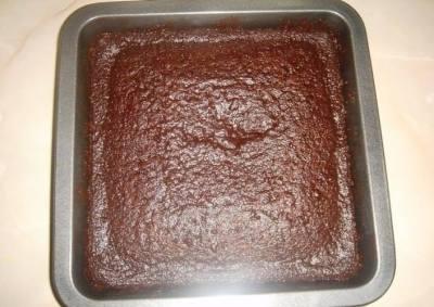 Nežan i ukusan kolač sa kakaoom.
