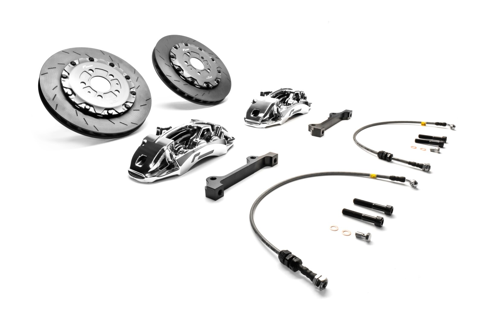 Racingline Big Brake Stage 3 Kit For Vw Audi Mqb