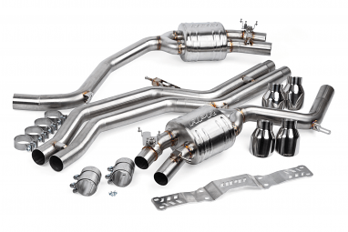 APR Catback Exhaust System For Audi S6 & S7 4.0 TFSI (C7