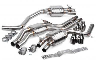 Exhaust Audi RS7 Parts