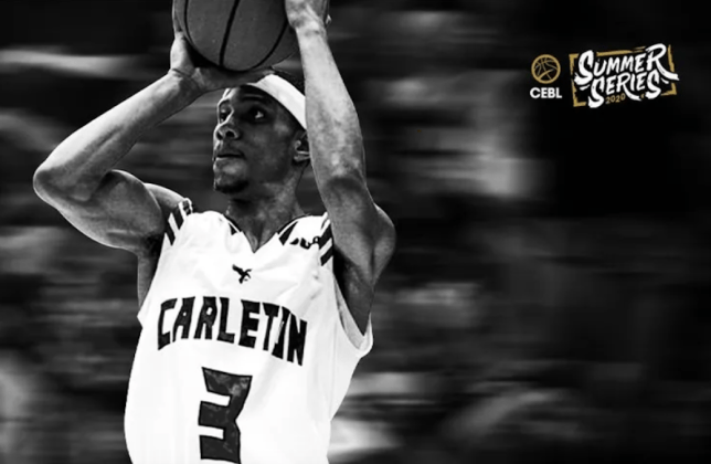 CEBL: A national champion at Carleton, Marcus Anderson looks to ...