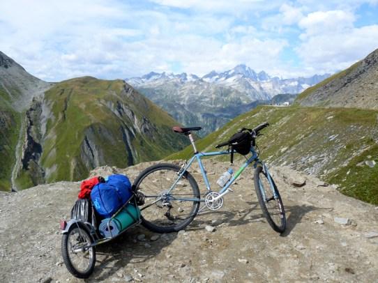 Col de Furka, Valais, Tour de Suisse 2012