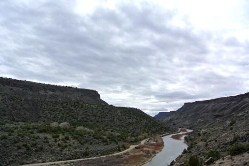 Vallée du Rio Grande 1