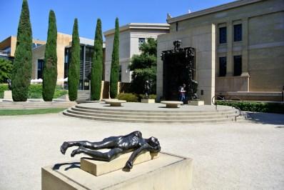 Standford jardin Rodin