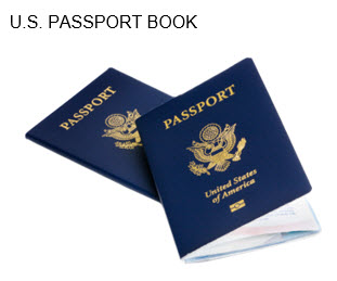 US Passport Book