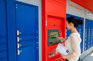 What is a Parcel Locker? The mystery is finally solved