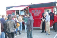Wicked Pies - food truck
