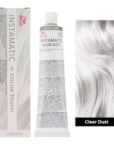 Wella professionals instamatic demi permanent hair color clear dust also free shipping rh unitedsalonsupplies