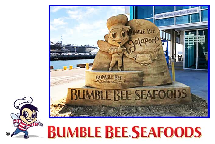 Thank You Bumblebee Seafoods!