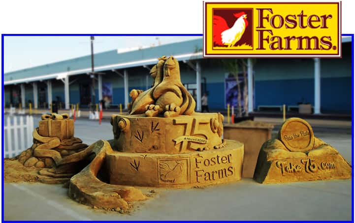 Thank You Foster Farms!