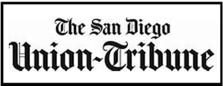 Thank You San Diego Tribune!