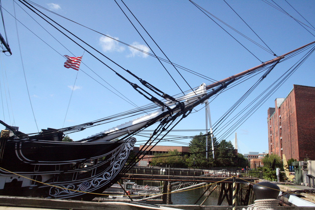 uss constitution rigging diagram bt wiring rebuilt preserved restored across the centuries s bowsprit painted white jibboom brown middle and flying right in august 2014 before ship was